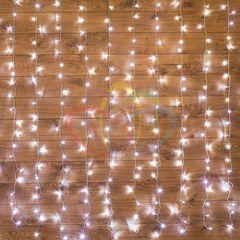 Декоративная светотехника Гирлянда NEON-NIGHT Дождь 2x2.5 м 235-055