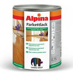 Лак Лак Alpina Parkettlack 5l