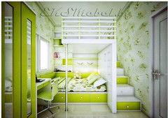 Детская комната Детская комната Eksmebel Вариант 78