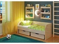 Детская кровать Детская кровать Легенда 13.1 с полками