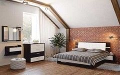 Спальня Мебель-Неман Барселона (вариант комплектации 1)