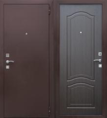 Входная дверь Входная дверь Йошкар Гарда венге