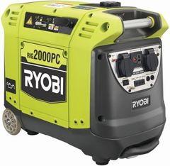 Генератор Генератор RYOBI Бензиновый генератор Ryobi RIG2000PC [5133002557]