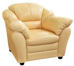 Кресло Кресло Пинскдрев Сенатор 12 (натуральная кожа)
