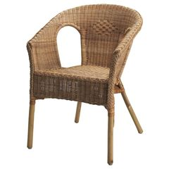 Кресло из ротанга IKEA Аген 903.883.13