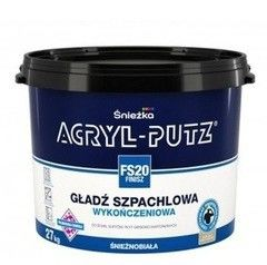 Шпатлевка Шпатлевка Sniezka Acryl-Putz FS20 Финиш 17 кг