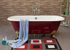 Ванна Чугунная ванна Linyi Luxing LZG-04 1829x770x475