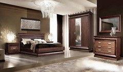 Спальня Гомельдрев Сальери-1 ГМ 5380-01 (дуб/ грецкий орех)