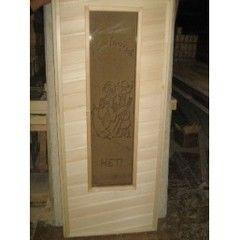 Дверь для бани и сауны Дверь для бани и сауны Мегастройторг из липы 6