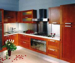 Кухня Кухня Алфексгрупп №22 (Натуральное дерево)