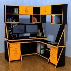 Письменный стол Стол компьютерный Алукар №29