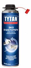 Очиститель Tytan Professional ЕСО для полиуретановой пены