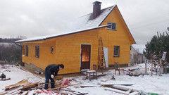 Строительство домов Строительство домов ИП Пригожий В.В. Проект дома 2