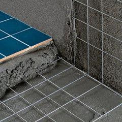 Услуга Армирование стяжки металлической сеткой