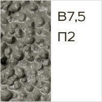 Бетон Керамзитобетон В7.5 П2