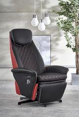Кресло Кресло Halmar Camaro (черный/красный)