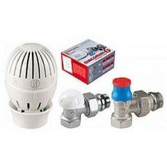 Запорная арматура Giacomini Термостатический комплект для радиатора угловой 1/2 R470FX003