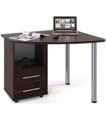 Письменный стол Сокол-Мебель КСТ-102Л венге
