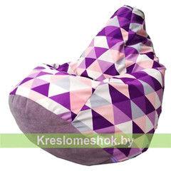 Бескаркасное кресло Бескаркасное кресло Kreslomeshok.by Груша Romb Г2.5-134