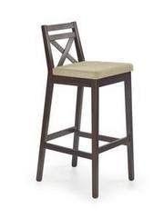 Барный стул Барный стул Halmar Borys (орех темный)
