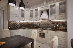 Кухня Кухня на заказ Raumplus Пример 150