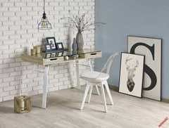Письменный стол Halmar B-33 (дуб сонома/ белый)