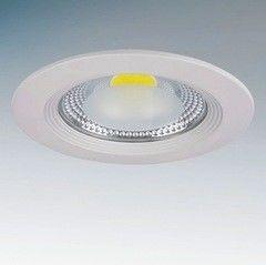 Встраиваемый светильник LightStar Forte 223154