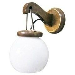 Настенный светильник Zaklad 45 орех