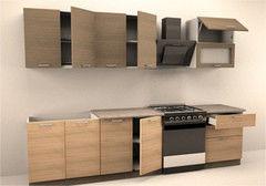 Кухня Кухня ИволандТрейд Вяз 2200x2200x600