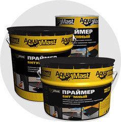 AquaMast битумный 16 кг