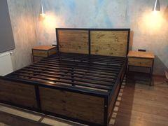 Кровать Кровать СМК-строй Пример 6
