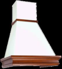Вытяжка кухонная Вытяжка кухонная Elikor Вилла Луизиана 60П-650-П3Л бежевый/дуб