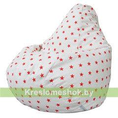 Бескаркасное кресло Бескаркасное кресло Kreslomeshok.by Груша Zvezda 02