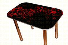 Обеденный стол Обеденный стол Мебельный конструктор Абстракция Модель 10
