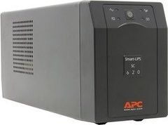 Источник бесперебойного питания Источник бесперебойного питания Schneider Electric APC Smart-UPS SC 620ВА (SC620I)