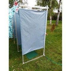 Летний душ для дачи Летний душ для дачи Мобиба Мобильный каскадный ДМ-2 (5 точек)