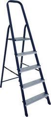 Лестница  Лестница-стремянка Алюмет cтальная из профиля 40х20мм M8404