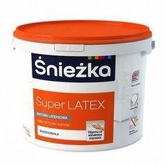 Краска Краска Sniezka Super Latex 9.4 л