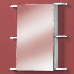 Мебель для ванной комнаты Акваль Зеркальная полка София 60