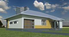 Лучший дом Проект дома М050613