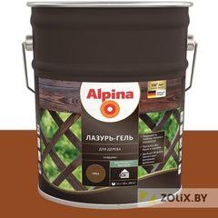 Защитный состав Защитный состав Alpina Лазурь-гель для дерева рябина (10 л)