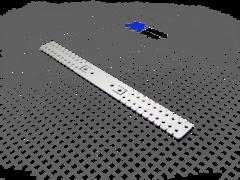 Профиль Профиль АрсеналМеталл Подвес прямой 0.7 мм оцинковка