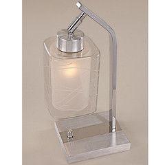 Настольный светильник Citilux Румба CL159812 Алюминий + Хром