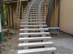 Лестница из бетона ИП Сопин А.В. Пример 153