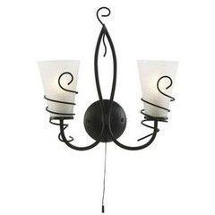 Настенный светильник Arte Lamp Spiral A9051AP-2BR