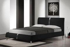 Кровать Кровать Halmar Dakota (черный)