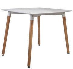 Обеденный стол Обеденный стол Sedia Testa Quat (белый)
