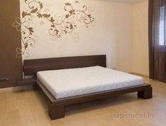 Кровать Кровать Mago Сакура