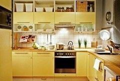 Кухня Кухня The Мебель Пример 16