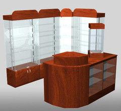 Торговая мебель Торговая мебель ВФТ Вариант 16